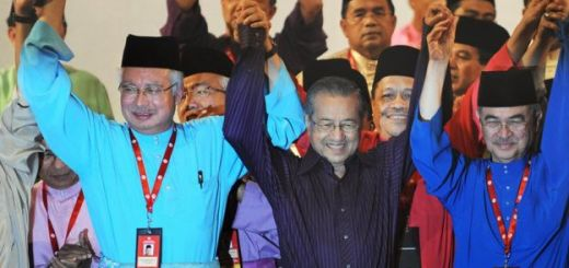 Malaysia Elects 92 year old Dr Mahathir Mohamad As President Making him the world's oldest Elected leader