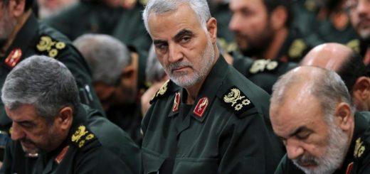 Iranian General Warns Trump: War Will Destroy All That You Possess