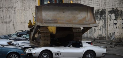 President Duterte Of Phillippines Ordered Destruction of Nearly $6 Million Worth of Cars [See VIDEO]