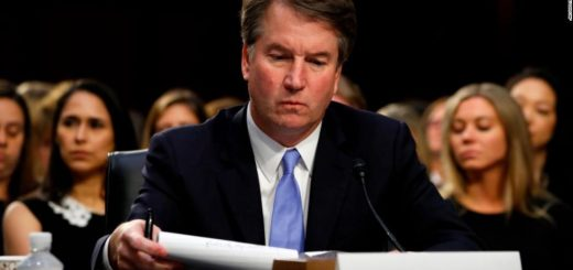 Supreme Court Nominee Kavanaugh Launches Campaign Against Sex Accusations
