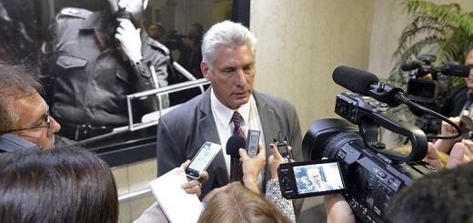 Cuban President at UNGA Warns About Threat to World Peace
