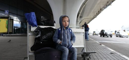 5-Year-Old Daughter Abandoned by Parents at German Airport