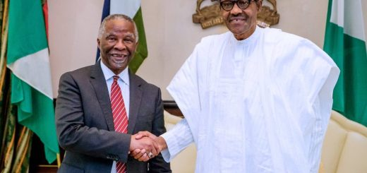 """Nigerian President Declares """"Fighting Corruption is Non-Negotiable"""""""