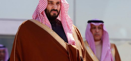 Saudi Crown Prince Sacks Aides Over Khashoogi Gate