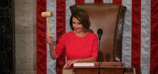 Democrats Regain Legislative Influence as Nancy Pelosi is Elected House Speaker