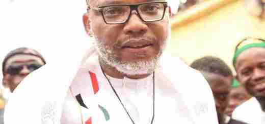 "IPOB LEADER speaks on ""Making a Landmark Broadcast on Radio Biafra Today"""