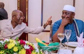 APC - Why would Oshiomhole want to Suspend Gov. Rochas?