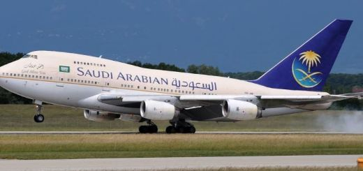 Saudi Arabian Plane turns around as Mother forgets baby at the Airport