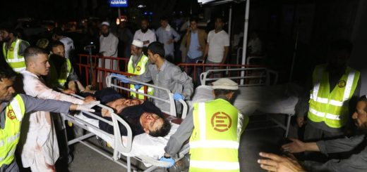IS Claims Responsibility for Kabul Wedding Deadly Suicide Attack