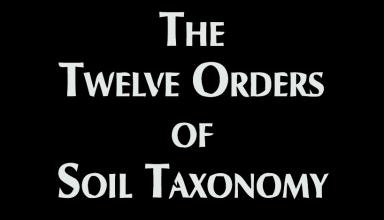 Soil orders