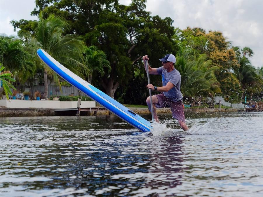 ERS Skylake Blue Paddleboard