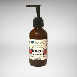 Pump bottle of Shield Hand Purifier Gel