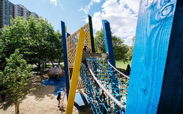 Art Gallery Ontario Playground