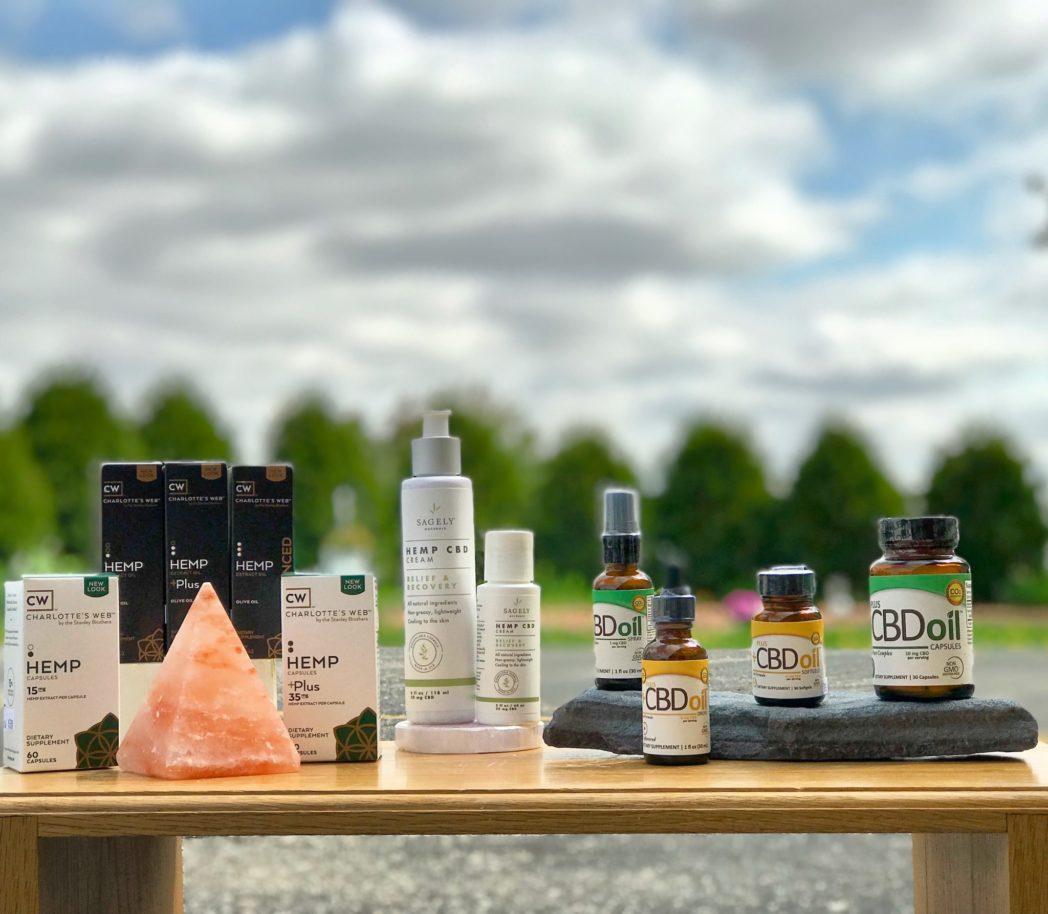 Hemp / CBD Products | Earthsong Books & Gifts