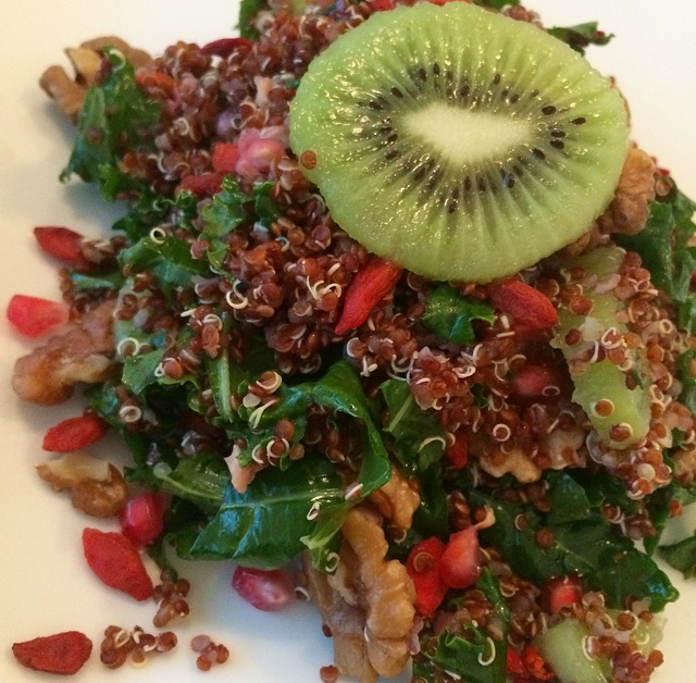 Vegan Superfood Quinoa