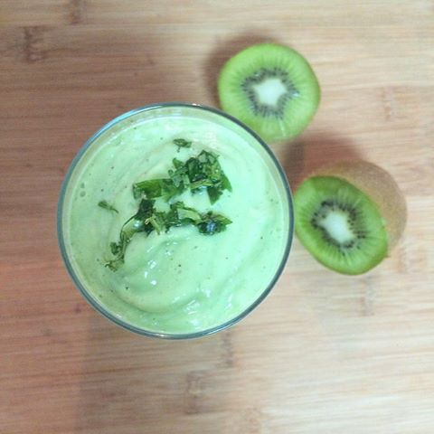 Green Energy Boost Smoothie