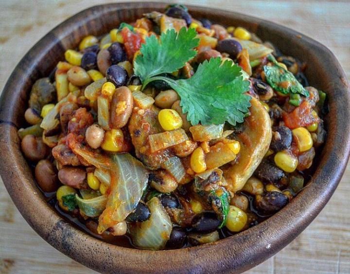 Easiest Vegan Chili Recipe Ever