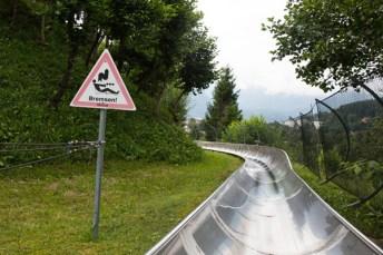 Garmisch Toboggan