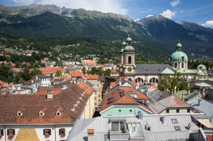Innsbruck View