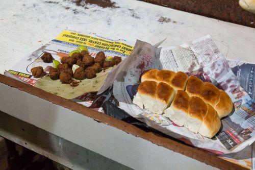 Mumbai meatballs