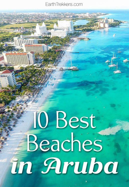 Ten Best Beaches in Aruba