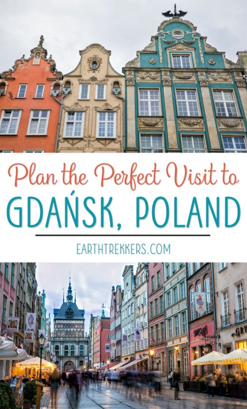 Gdansk Poland Travel Guide