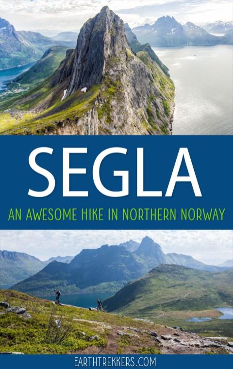 Segla Hike Senja Norway