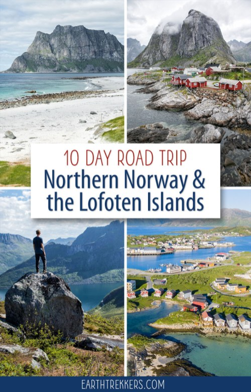 Best Norway Itinerary Lofoten Islands