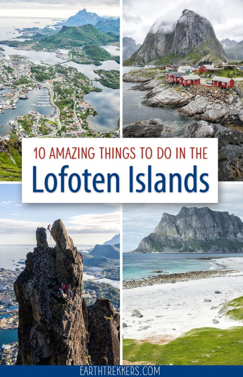 Lofoten Islands Norway To Do List
