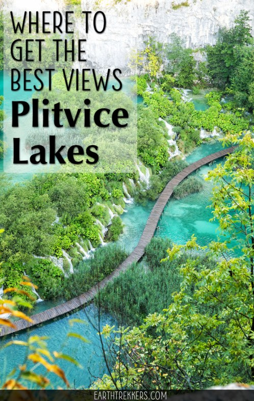 Plitvice Lakes Best Views Croatia