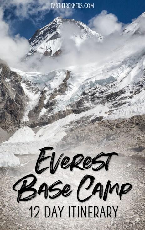 Everest Base Camp Travel Guide