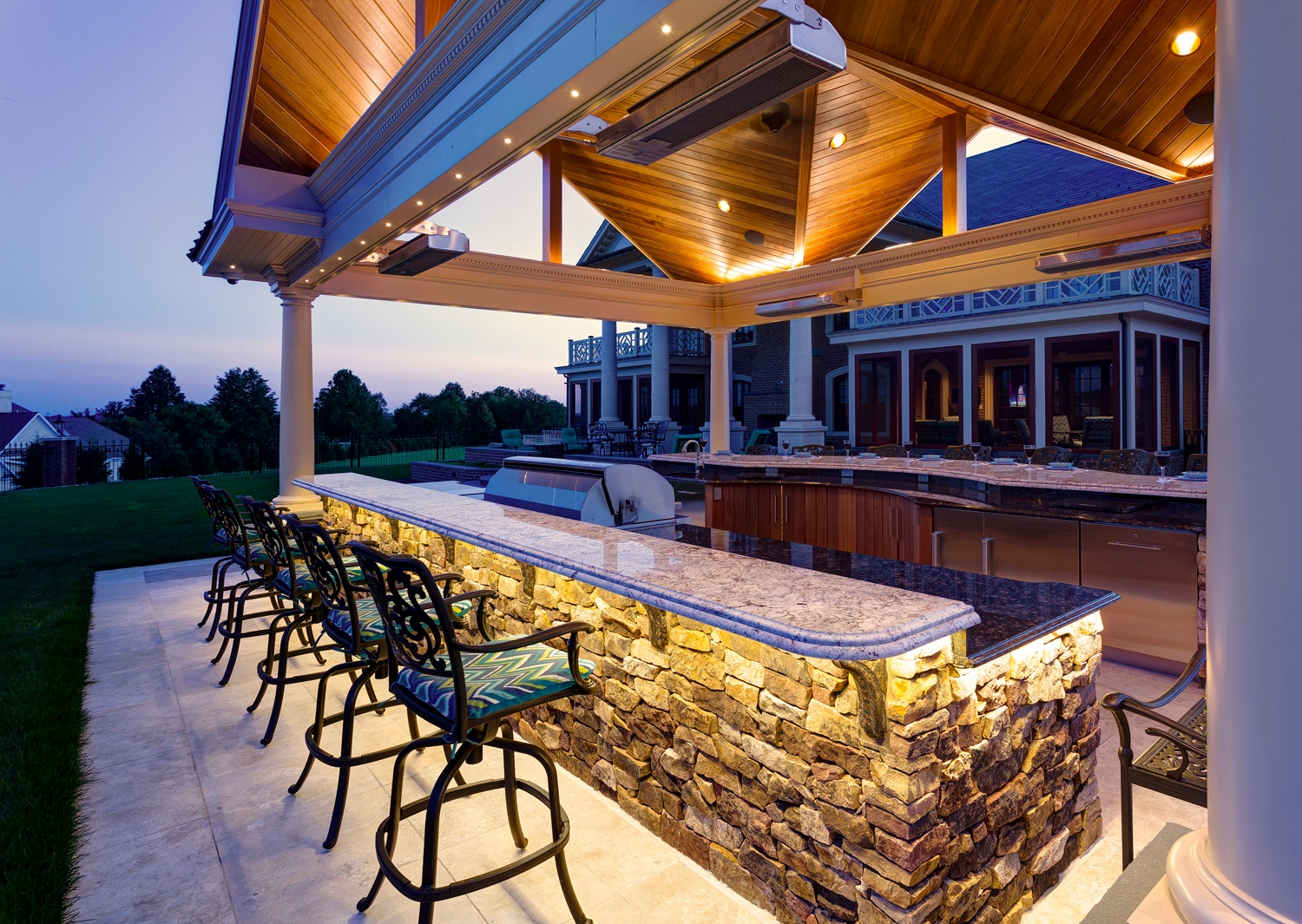 outdoor kitchens pictures and ideas