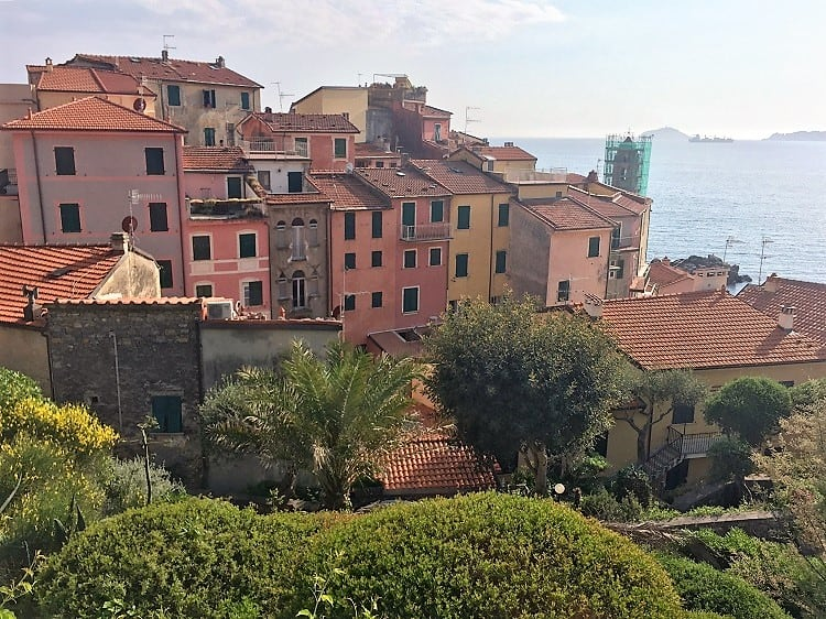 tellaro is worth a stay if you travel northern italy