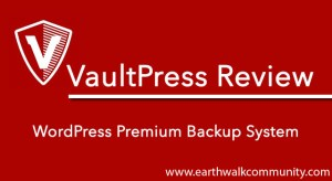 VaultPress Website/Blog Backup Security.