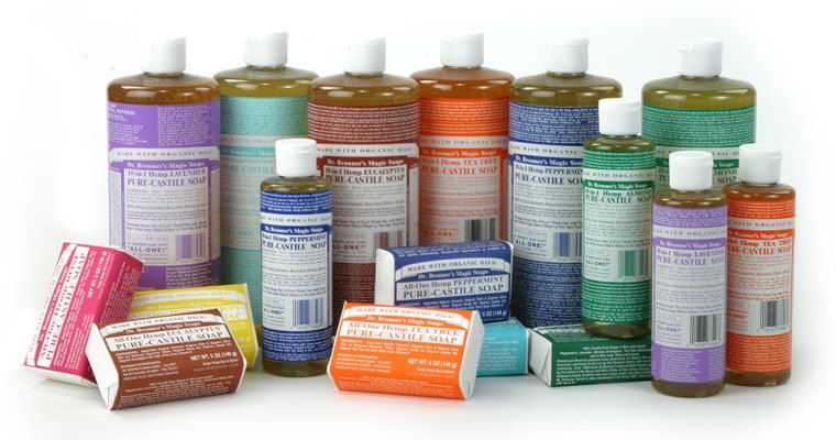 How Dr. Bronners Changed My Life