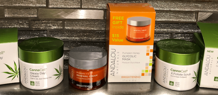 New Baby, New Products & New Skin Problems