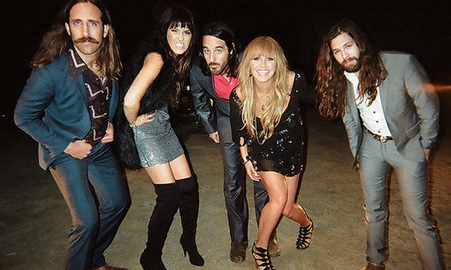 Grace Potter And The Nocturnals Goodbye Kiss Ear To The Ground Music