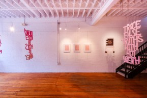 Anna Warfield Use Your Tongue Exhibition Photos-25
