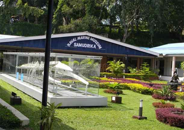 Samudrika Naval Marine Museum
