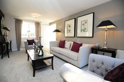 Living Room Show Homes Luxury Staging Part 36