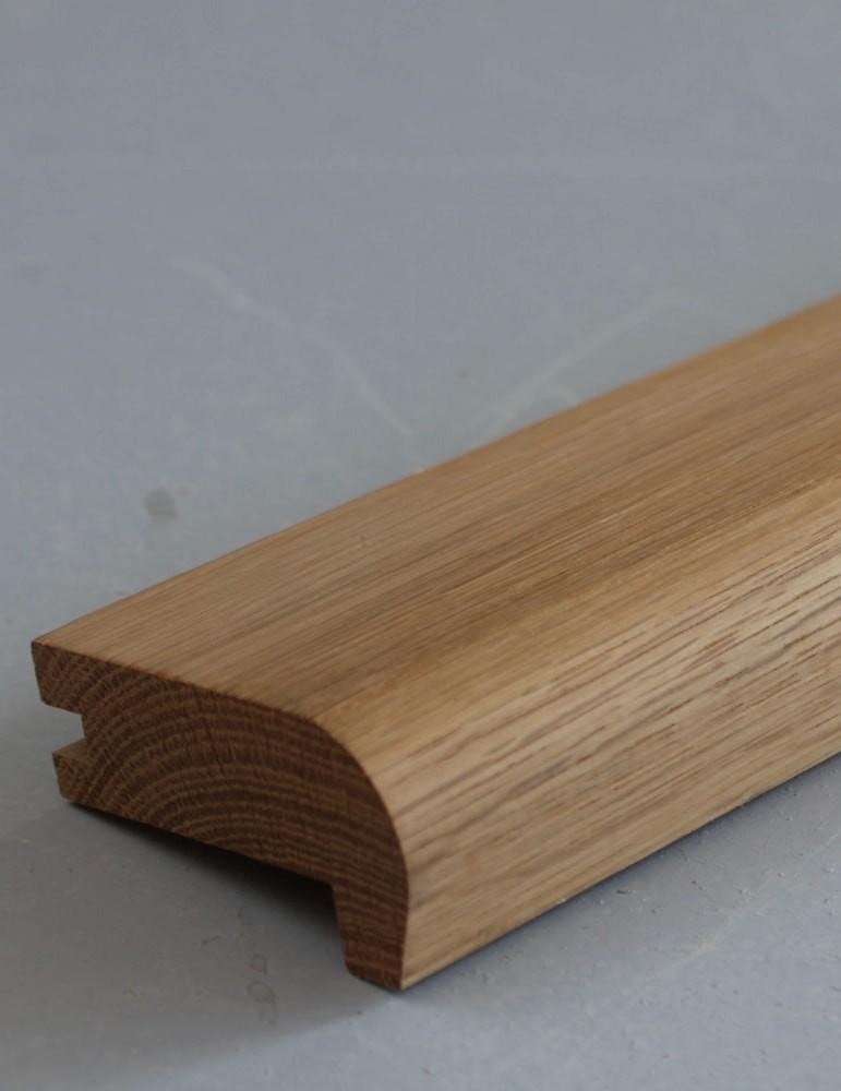 nez de marche bois