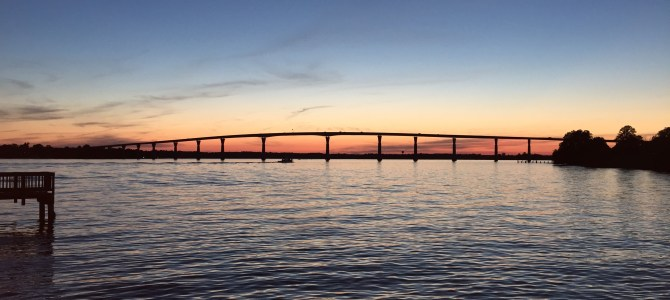 Easin' Along – Discovered Solomon's Island, MD
