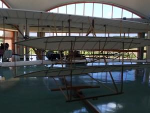 Wright Bros replica