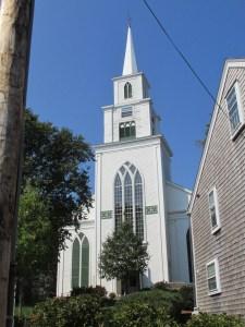 Congregational Church, Nantucket, MA