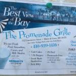 Promenade Grill poster
