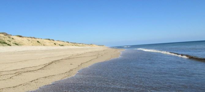 Easin' Along the Cape – Provincetown, the  Cape Cod National Seashore.