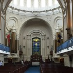 Cadet Chapel - USNA