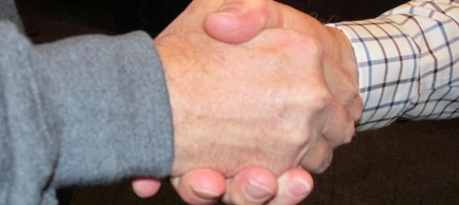 Retirement Activities – Men of the Church Gathering