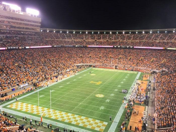 University of Tennessee Stadium