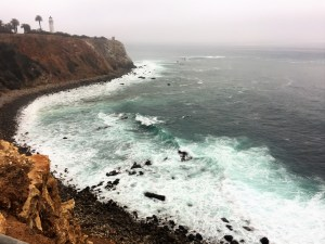View from Point Vicente